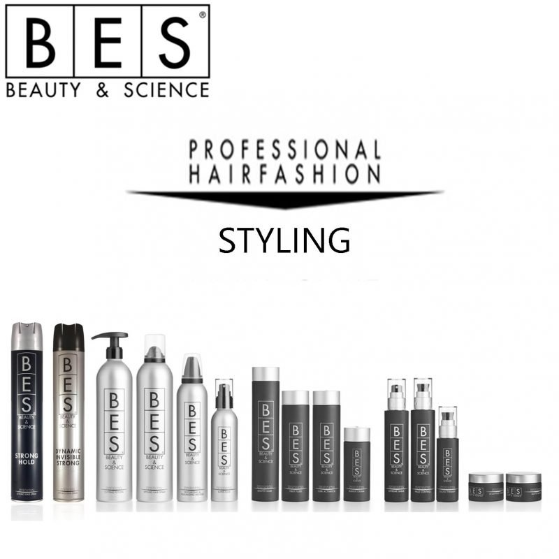 PROFESSIONAL HAIRFASHION STYLING HAIR SPRAY STRONG HOLD 500 ML