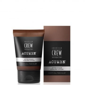 AMERICAN CREW ACUMEN AFTER SHAVE COOLING LOTION 100 ML.