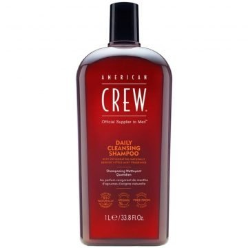 AMERICAN CREW DAILY CLEANSING SHAMPOO 1000 ML.