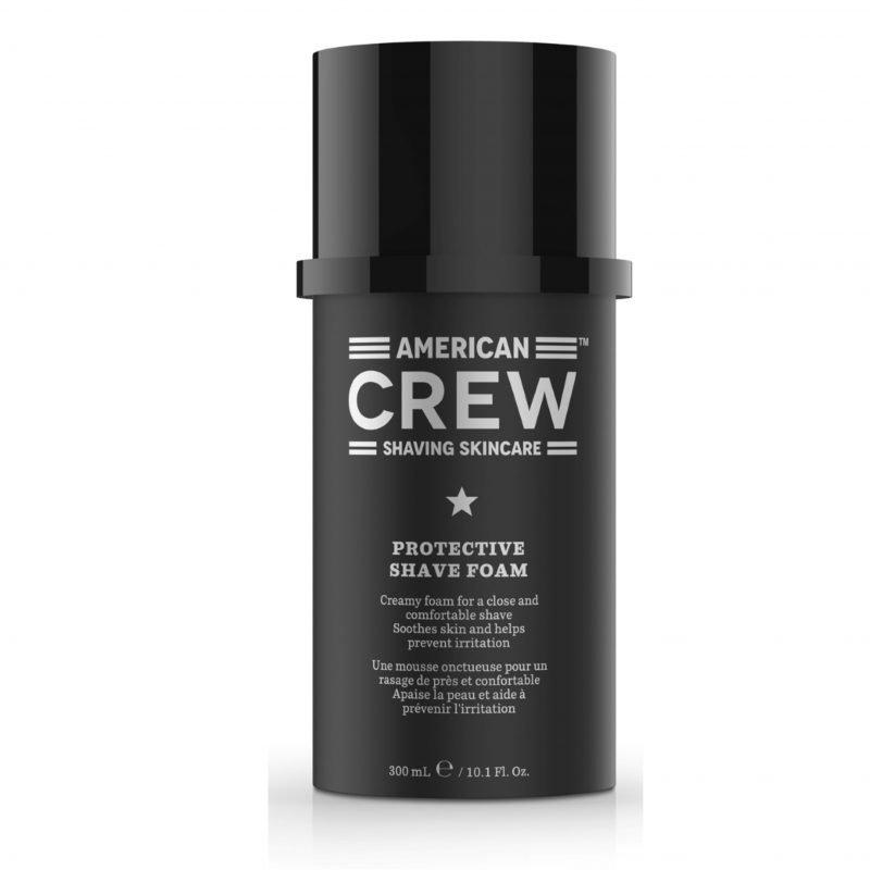 AMERICAN CREW SKINCARE PROTECTIVE SHAVE FOAM 300 ML.