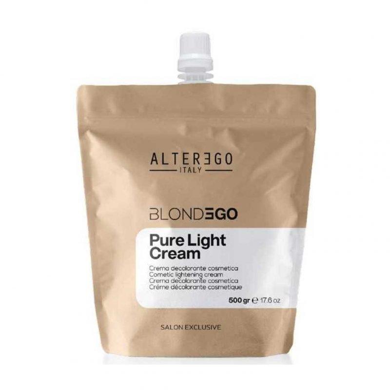 DECOLORANTE BLONDEGO PURE LIGHT CREAM 500 GR.