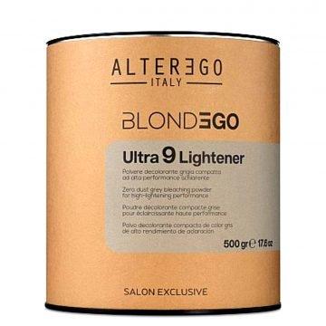 DECOLORANTE BLONDEGO ULTRA 9 LIGHTNER 500 GR.