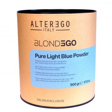 DECOLORANTE BLONDEGO PURE LIGHT BLUE POWDER 500 GR.