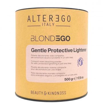 DECOLORANTE BLONDEGO GENTLE PROTECTIVE LIGHTENER 500 GR.
