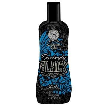 DARINGLY BLACK 25X FERALESSLY DARK BRONZING LOTION 250ml