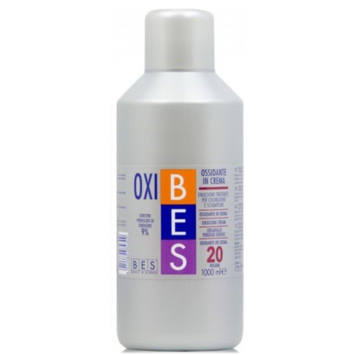 OXIBES 20 VOL. 1000 ML.