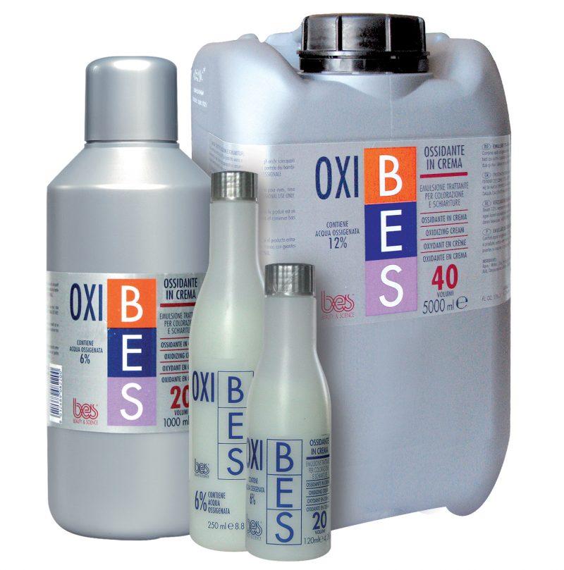 OXIBES 20 VOL. 250 ML.