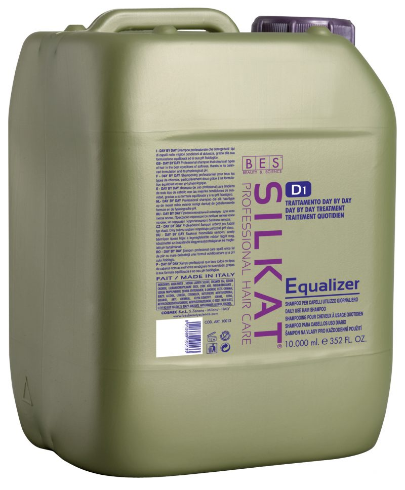 SILKAT PHC DAY BY DAY EQUALIZER SHAMPOO D1 10000ml