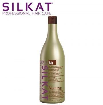 SILKAT PHC NUTRITIVO SHAMPOO CAP SECCHI N1 1000 ML