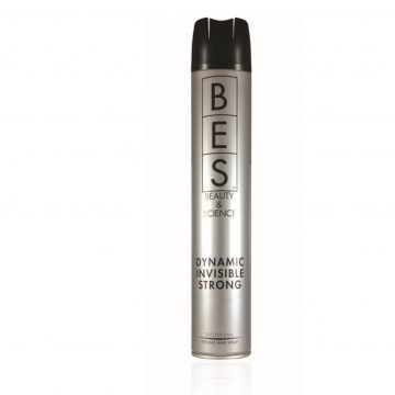 PROFESSIONAL HAIRFASHION STYLING HAIR DYNAMIC INVISIBLE STRONG 500 ML.