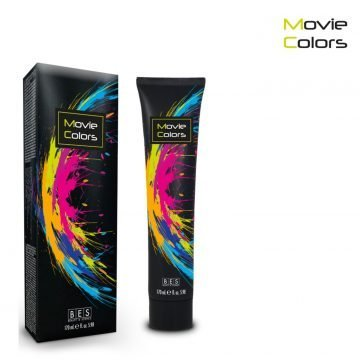 BES MOVIE COLORS CLEAR 170 ML.