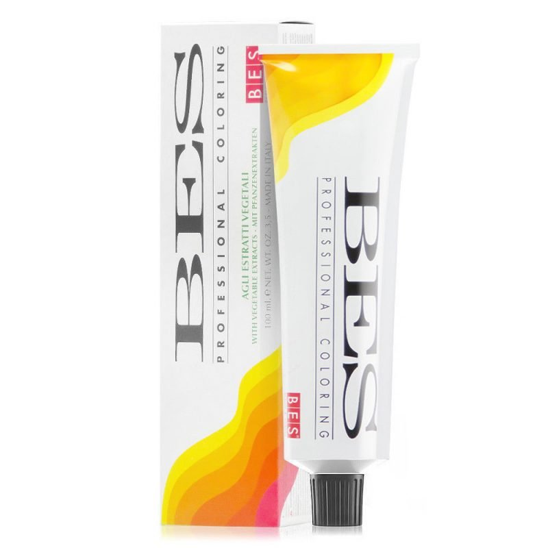 BES PROFESSIONAL COLORING CENERE 01 100 ML 07201