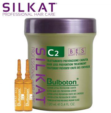 SILKAT PHC BULBOTON LOZIONE ANTICADUTA C2 12X10 ML