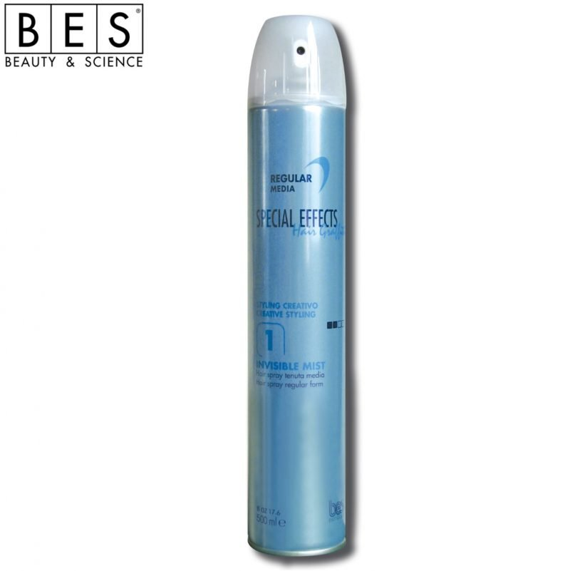 HAIR GRAFFITI SPECIAL EFFECTS 1 INVISIBLE MIST NORMALE 500 ML.
