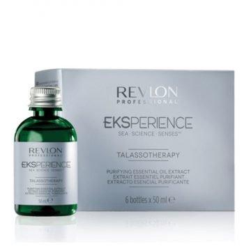 REVLON EKSPERIENCE TALASSOTHERAPY ESTRATTO AROMACOLOGICO PURIFICANTE 6x50 ML.