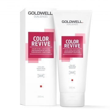 DUALSENSES COLOR REVIVE COLOR GIVING CONDITIONER COOL RED 200 ML.