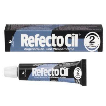 REFECTO CIL COLORE SOPRACCIGLIA N° 2 NERO BLU 15 ml.