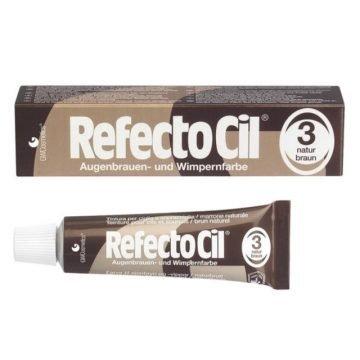 REFECTO CIL COLORE SOPRACCIGLIA N° 3 MARRONE NATURALE 15 ml.