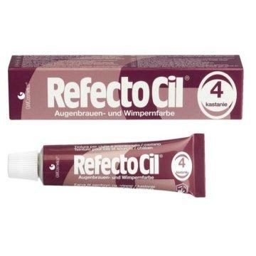 REFECTO CIL COLORE SOPRACCIGLIA N° 4 CASTANO 15 ml.