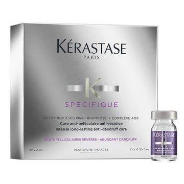 KERASTASE SPECIFIQUE FIALE ANTIFORFORA 12x6 ML.