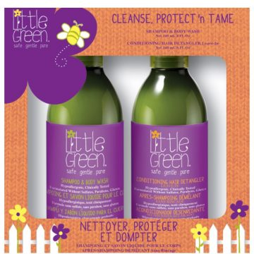 KIT CLEANSE, PROTECT'N TAME LINEA BAMBINI SHAMPOO + CONDITIONER