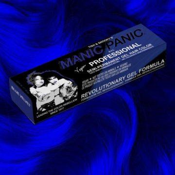 MANIC PANIC PROFESSIONAL BLUE VELVET 90 GR.