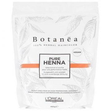 L'OREAL BOTANEA 100% HERBAL HAIRCOLOR PURE HENNA SHADE ROSSO RAMATO 400 GR.