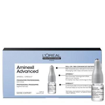 SERIE EXPERT FIALE ROLL-ON AMINEXIL ADVANCED + OMEGA 6 10x6 ML.