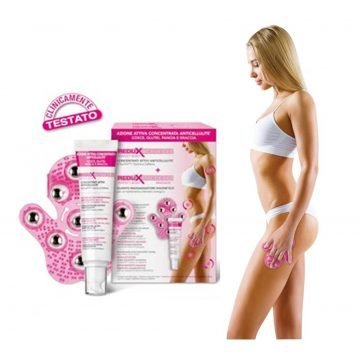 REDUX ACTIVE GEL PERFECT BODY 150ML. + GUANTO REDUX MAGNETIC MASSAGE