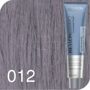 REVLONISSIMO PURE COLORS MIXING NEUTRALIZER 012 GRAY 50 ML.