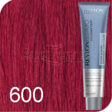 REVLONISSIMO PURE COLORS MIXING BOOSTER 600 RED 50 ML.