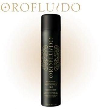 OROFLUIDO HAIRSPRAY MEDIUM HOLD 500 ML.