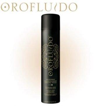 OROFLUIDO HAIRSPRAY STRONG HOLD 500 ML.