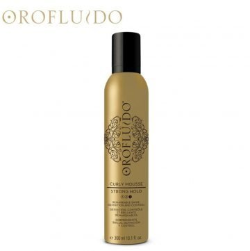 OROFLUIDO CURLY MOUSSE 300 ML.