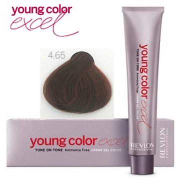 YOUNG COLOR EXCEL 4.65 70 ML