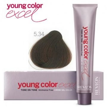 YOUNG COLOR EXCEL 5.34 70 ML