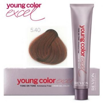 YOUNG COLOR EXCEL 5.40 70 ML