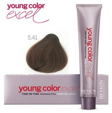YOUNG COLOR EXCEL 5.41 70 ML