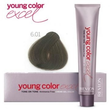 YOUNG COLOR EXCEL 6.01 70 ML