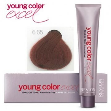 YOUNG COLOR EXCEL 6.65 70 ML