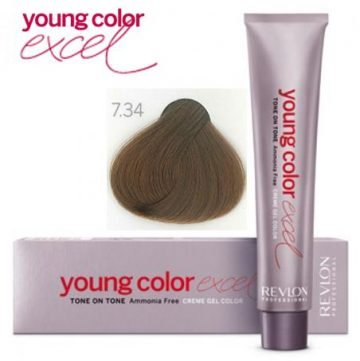 YOUNG COLOR EXCEL 7.34 70 ML