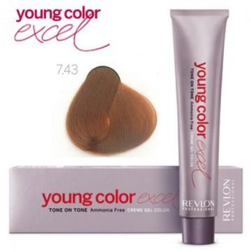YOUNG COLOR EXCEL 7.43 70 ML