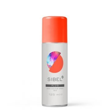 LACCA SPRAY HAIR COLOUR FLUO ROSSO