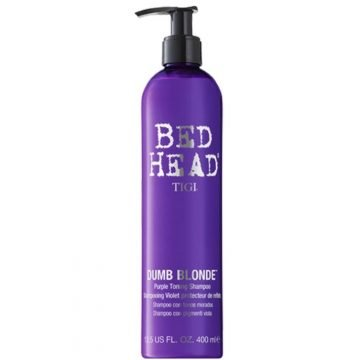 BED HEAD PURPLE TONING SHAMPOO 400 ML.