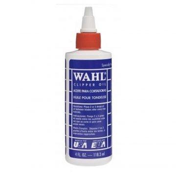 WAHL CLIPPER OIL OLIO PER TOSATRICE 118 ML.