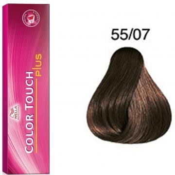 COLOR TOUCH PLUS AMMONIA FREE 55/07 60ml